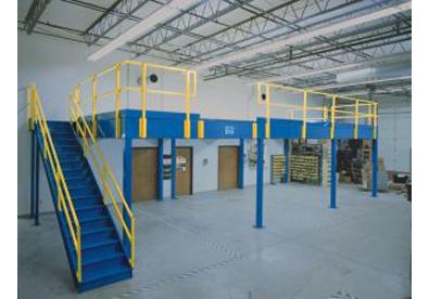SteelKing Mezzanines